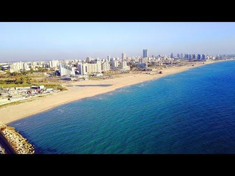 נמל אשדוד מהרחפן. Isreal Ashdod port , Mavic pro