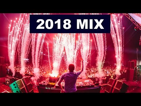 New Year Mix 2018  Best of EDM Party Electro & House Music