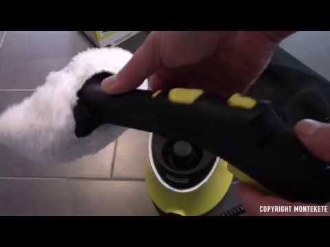 ffa5780bf3b Kärcher Dampfreiniger SC 2 Deluxe EasyFix - YouTube