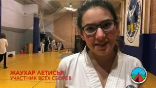 Смотреть видео Жаухар Летисия - отзыв ( Спортивный лагерь Санкт-петербург) онлайн