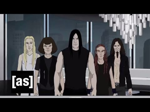 A Number of Years Ago | Metalocalypse | Adult Swim