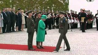 Her Majesty Queen Elizabeth II State Visit To Ireland.