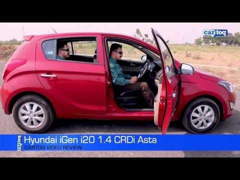 Hyundai iGen i20 Diesel Video Review by Cartoq.com
