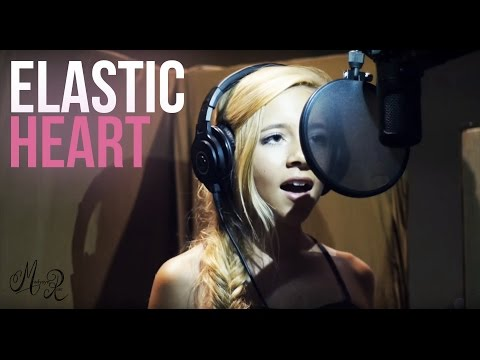Elastic Heart - Sia (Cover by Madysyn Rose)