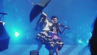 Lindsay Stirling LA 2017 Warmer in the Winter Tour Part 1
