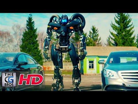 "CGI & VFX Breakdowns: ""Making Of Transformers"" - by Aneesh Chandra   TheCGBros"