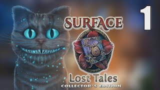 Surface 9: Lost Tales CE [01] w/YourGibs - CINDERELLA FINDS CHESHIRE CAT - OPENING - Part 1