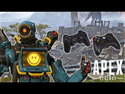How To Play Apex Legends Or Any Game With Any Gamepad/Joystick/Controller
