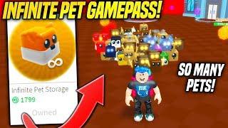 I Got INFINITE PETS in JETPACK SIMULATOR and Almost BROKE THE GAME!! (Roblox)