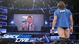 The Miz uses a slew of babies to mock Daniel Bryan: SmackDown LIVE, July 31, 2018