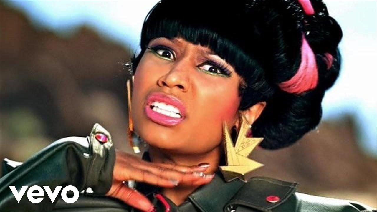 Download Nicki Minaj - Massive Attack (Official Music Video) ft. Sean Garrett