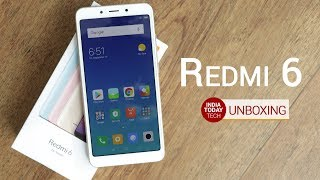 Redmi 6 unboxing and quick review