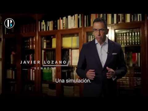 Abandona  Javier Lozano al PAN y anuncia apoyo a Meade, candidato del PRI