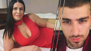 Zayn Malik's SECRET RELATIONSHIP with 41 Year Old Masseuse After Gigi Hadid Split REVEALED!