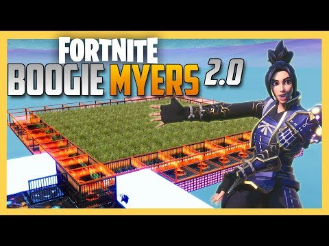 Fortnite Creative Boogie Myers NEW MAP! Code Inside | Swiftor thumbnail