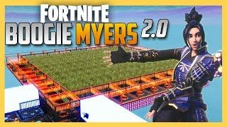 Fortnite Creative Boogie Myers NEW MAP! Code Inside | Swiftor