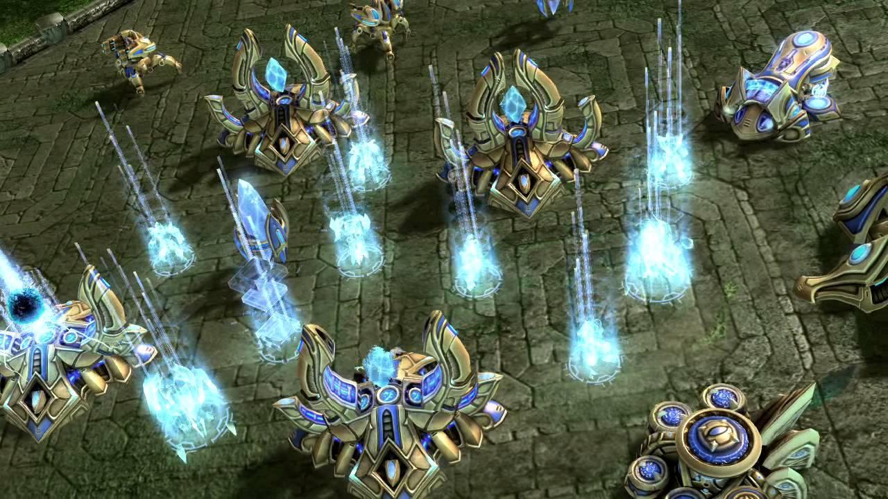 A Game of StarCraft