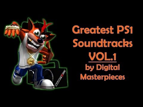 Best Sony Playstation Video Game Soundtrack Compilation Vol.1 by Digital Masterpieces