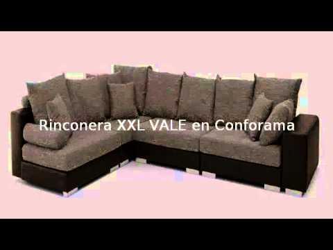 Rinconera XXL VALE en Conforama - YouTube - Conforama 95