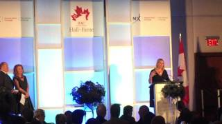 2015 IIAC Top Under 40 Award Acceptance Speech