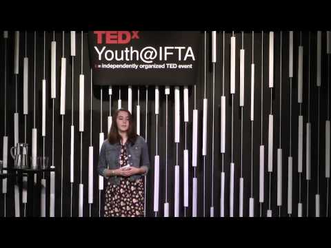 One Person CAN Make a Difference: TEdxYouth Presentation by Callie Patteson