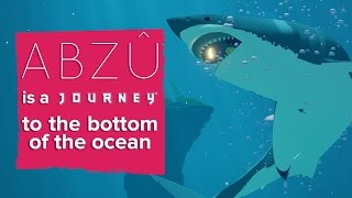 ABZU PS4/PC gameplay and impressions - it's a Journey to the bottom of the ocean