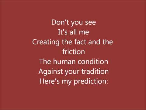Fact Or Friction Lyrics - The Nearly Deads