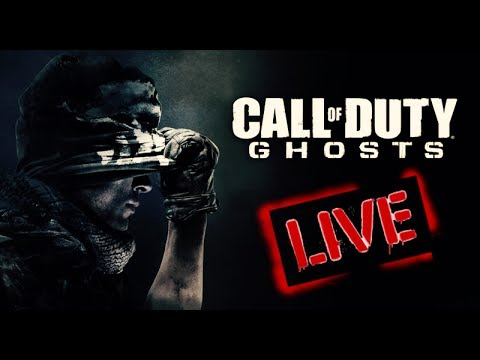 COD: GHOSTS WITH BMOH V7 | ROAD TO 300 SUBS | LIVE