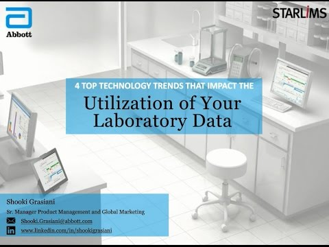 Managing Lab Data Webinar