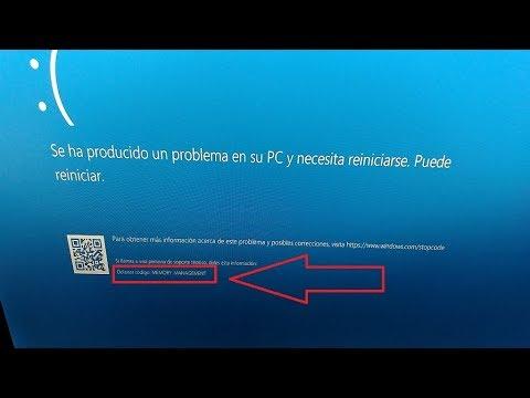Como RESOLVER Memory Management En Windows 10 , 8 Y 7 😎 2020