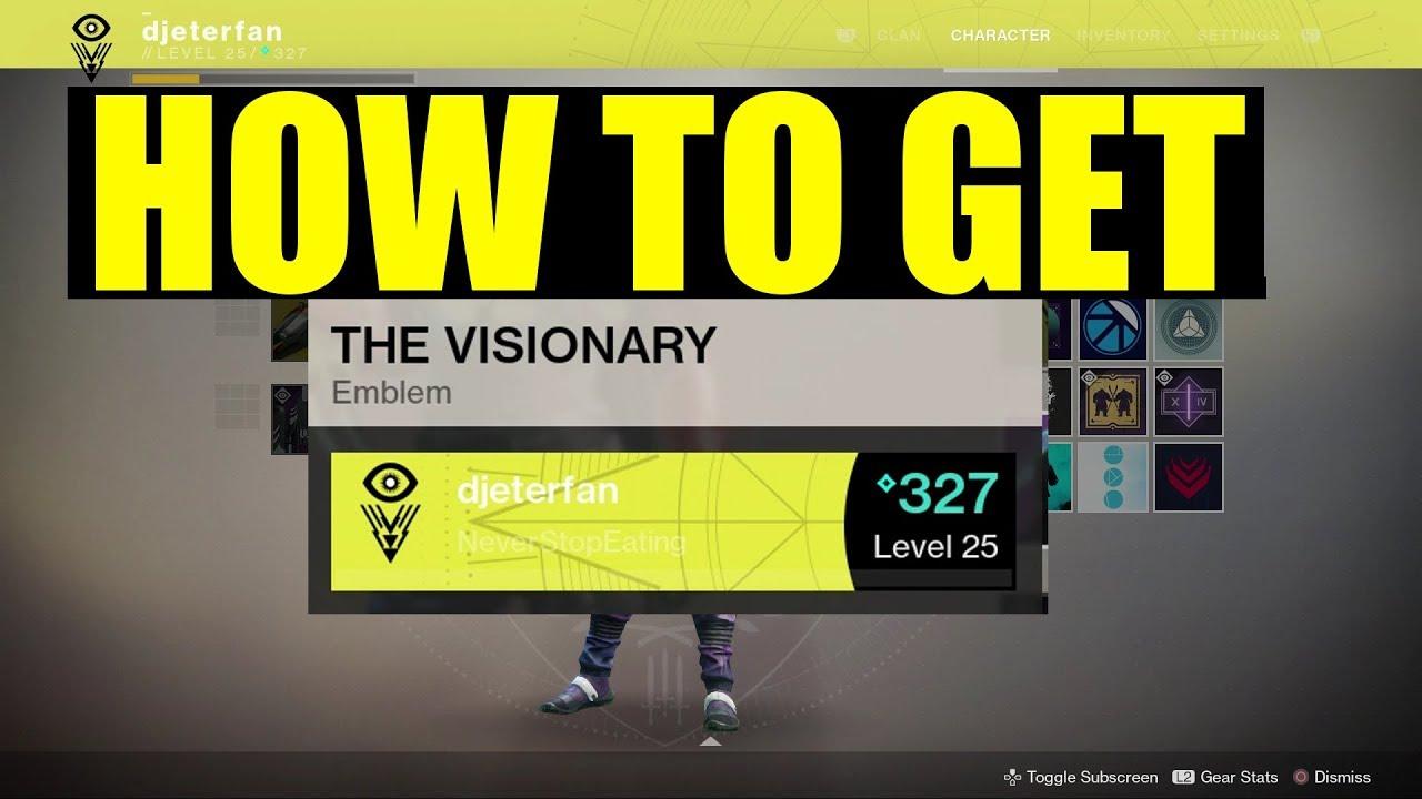 3d567ed87ef Destiny 2 - How To Get