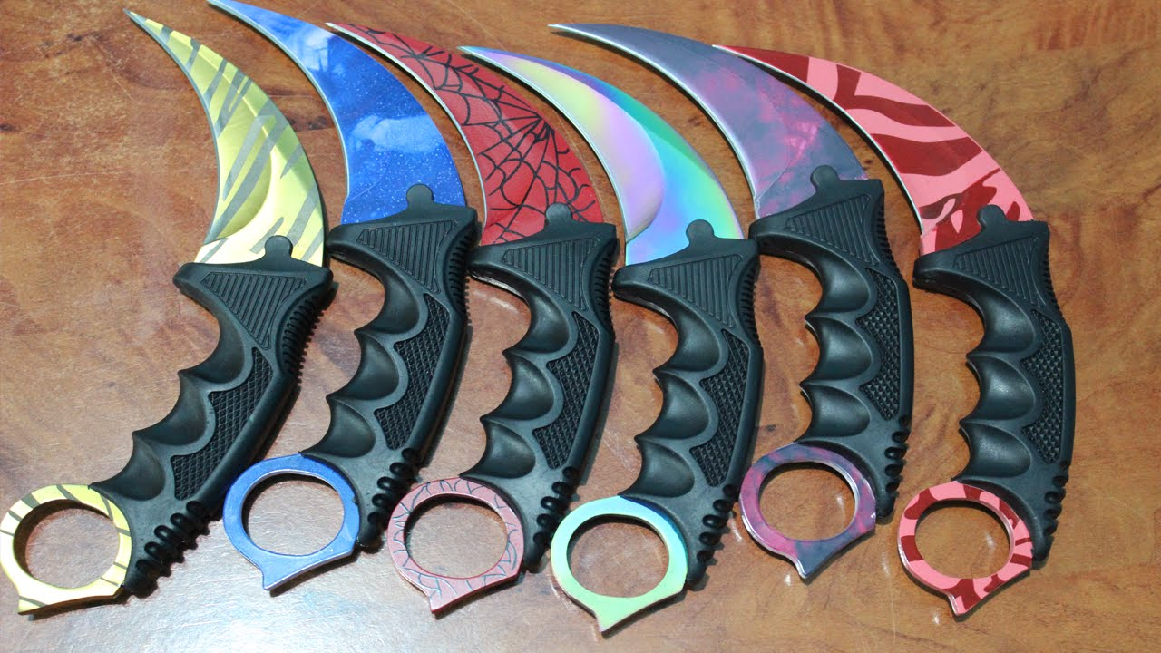 how to get a karambit for free