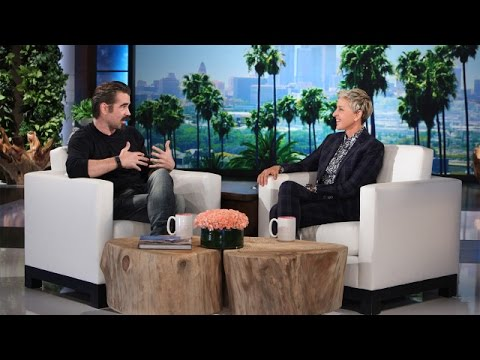 Colin Farrell on Donald Trump Grabbing 'Kittens'