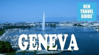 Geneva (Switzerland) - Ren Travel Guide Travel Video(Filmed with: Sony Nex 5N, 18 - 55mm Lens, Kelda 0.45X Lens Adapter The Hague Mini Motion Stabilizer http://rentravelguide.com., 2013-06-30T06:05:06.000Z)
