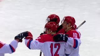 «Кубок Чёрного моря». Россия (белые) - Россия (красные) 5:3