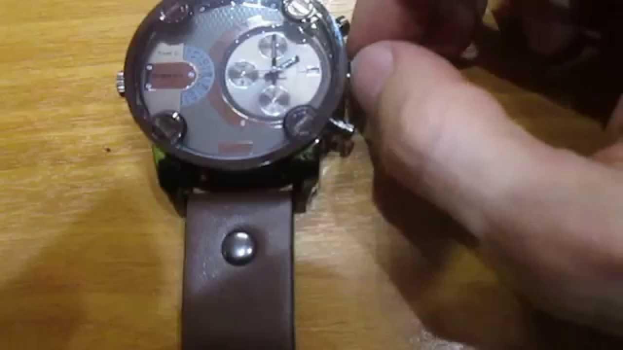 Купить часы китайские дизель