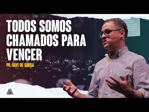 INA Londrina - Pr. Davi de Sousa - Vida de Vitória: Todos Somos Chamados para Vencer - 19/01/2020