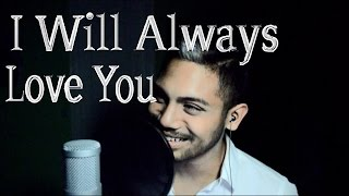I Will Always Love You - Male Cover - Original Key - Whitney Houston