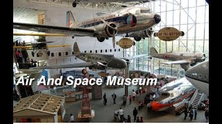 Air and Space Museum Washington DC Family fun!