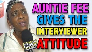 Auntie Fee - Interview ONDA SPOT LIVE