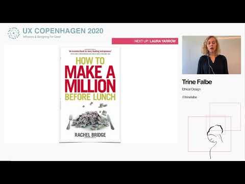 Trine Falbe • UX Copenhagen 2020