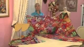 Как сшить сарафан (платье) за 30 минут(Посмотрев мастер-класс Ольги Никишичевой вы сможете сшить сарафан и для себя и для дочки буквально за полча..., 2014-05-12T08:06:22.000Z)