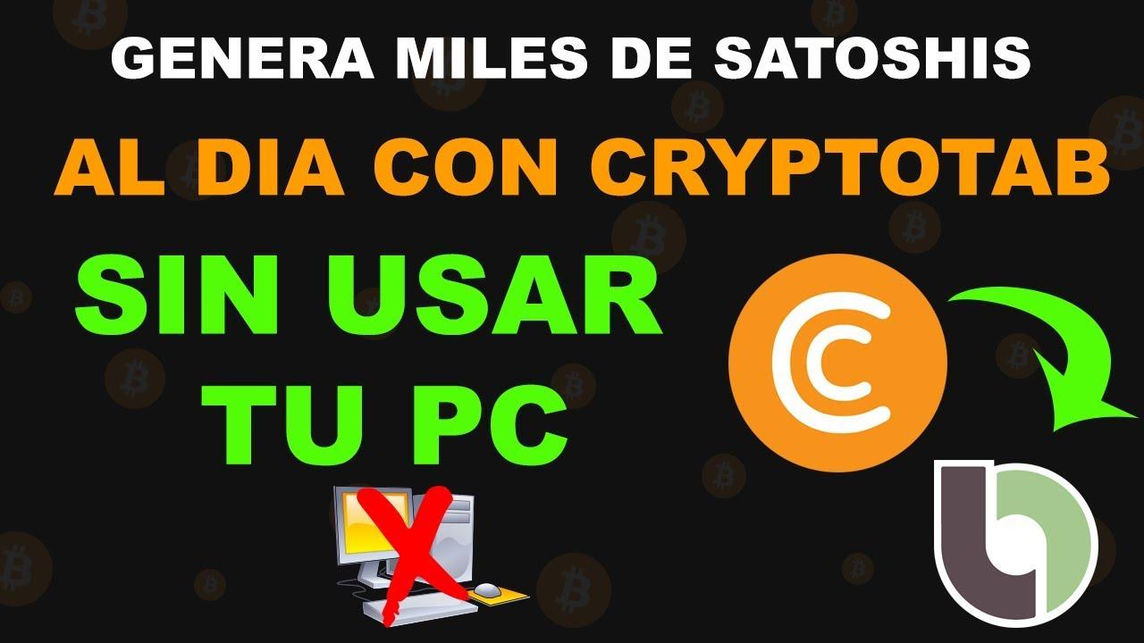 ganar dinero con bitcoin sin invertir