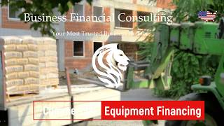 BFC® Heavy Construction Equipment Financing Loans for Good & Challenged Credit In The USA