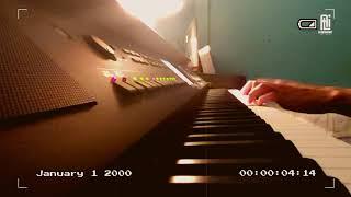 """""""Ghareb El-Hob"""" Piano Cover l عزف اغنية """"غريب الحب"""" علي البيانو"""