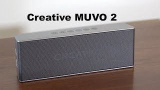 Creative MUVO 2 Bluetooth Speaker Sound Test