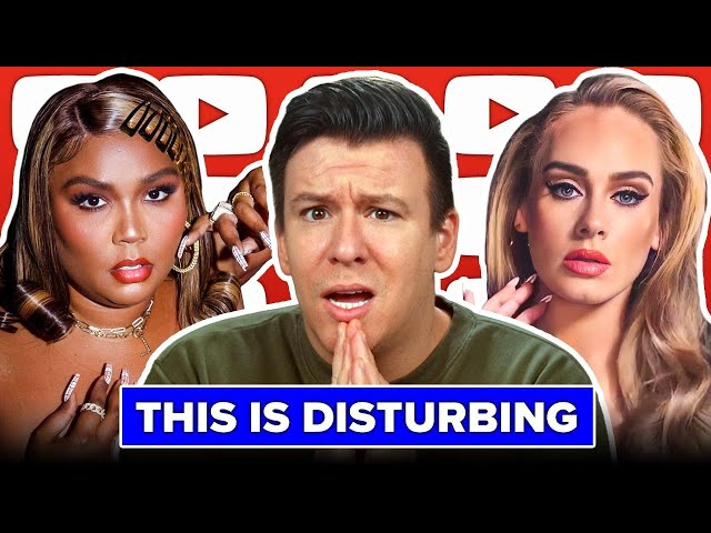 COWARDS FILM DISTURBING ATTACK INSTEAD OF HELPING OR CALLING 911, Adele and Lizzo Backlash & More