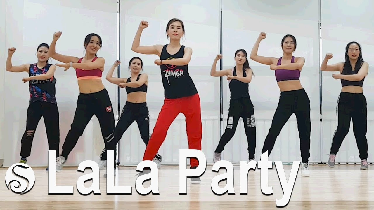 LaLa Party. Merengue. Zumba. cardio. Choreo by Sunny. Sunny Funny Zumba. 줌바. 줌바댄스. 홈트. 다이어트.