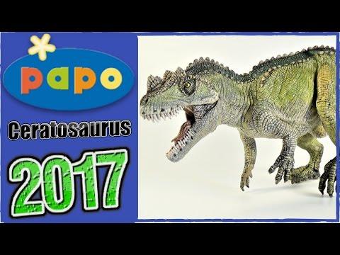 Papo 2017 Ceratosaurus