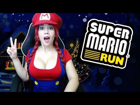 CORRES CONMIGO? ★ SUPER MARIO RUN